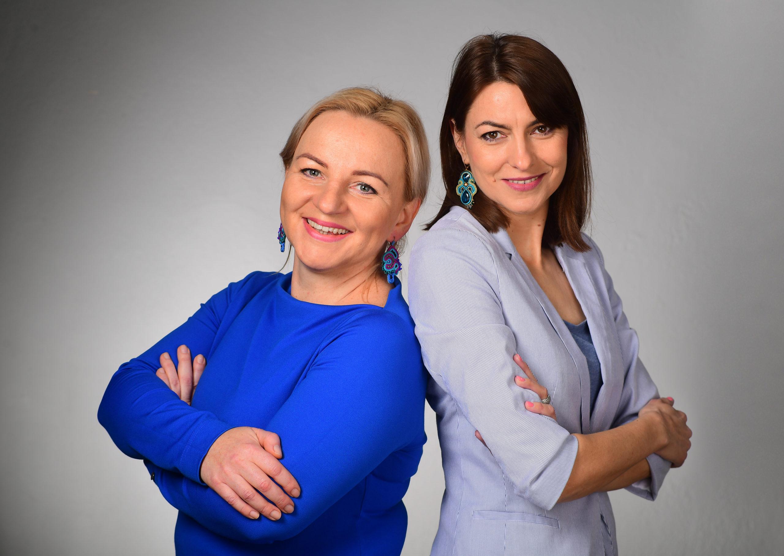 Izabella Bartol i Katarzyna Włodkowska